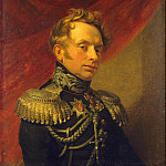 part 04 Hermitage - Dawe George - Portrait of Alexander P. Tesleva