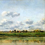 part 04 Hermitage - Dobin, Charles Francois - Banks of the river Oise
