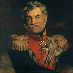 part 04 Hermitage - Dawe George - Portrait of Anton Stepanovich Chalikova