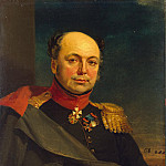 part 04 Hermitage - Dawe George - Portrait of Alexey V. Voeikova