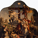 part 04 Hermitage - Gossaert, Jan - Descent from the Cross