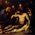 Lamentation of Christ, Luca Giordano