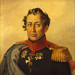 part 04 Hermitage - Dawe George - Portrait of Alexander Ivanovich Talyzina