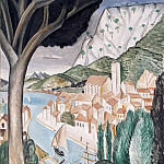 Martigues. Harbour in Provence, Andre Louis Derain
