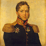 part 04 Hermitage - Dawe George - Portrait of Alexander N. Berdyaev