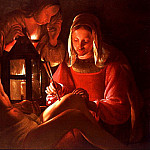 Tour, Georges de La latour2, French artists