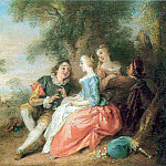 Pater, Jean – Baptiste , French artists