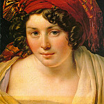 French artists - Girodet - Trioson, Anne - Louis (French, 1767 - 1824) 2