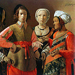 French artists - Tour, Georges de La (French, 1593-1652)