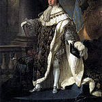 CALLET Antoine Francois Portrait Of Louis XVI, French artists