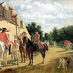 French artists - Meissonier, Ernest (French, 1815-1891) 3
