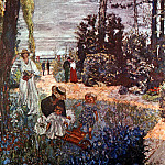 Vuillard, Edouard vuillar3, French artists
