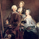 Pesne, Antoine pesne1, French artists
