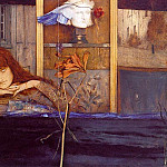 Khnopff, Fernand 1, French artists