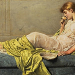 Schafer The Boudoir Rose, French artists