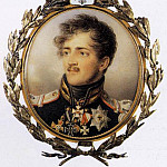 French artists - ISABEY Jean Baptist Prince August of Prussia