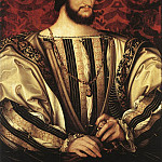 CLOUET Jean Portrait of Francois I King of France, French artists