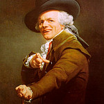 French artists - Ducreux, Joseph (French, 1735-1802)