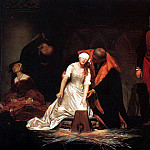 French artists - Delaroche, Paul (French, 1797-1856) 1