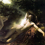 French artists - Girodet - Trioson, Anne - Louis (French, 1767-1824) 3
