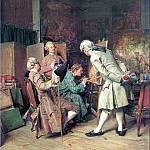 French artists - Meissonier, Ernest (French, 1815-1891) 2