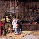 Castres E At the Japanese Market, French artists