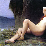 French artists - Lefebvre, Jules Joseph (French, 1834-1912)