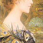 French artists - Maxence, Edgar (French, 1871-1954)