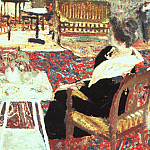 French artists - Vuillard, Edouard (French, 1868-1940) vuillar1