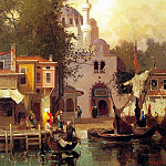 Constantinople, French artists