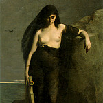 Mengin Charles August Sappho, French artists
