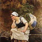 Le Repos, French artists