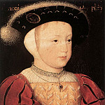 CLOUET Jean The Dauphin Francois Son of Francois I, Francois Clouet