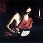 French artists - BIGOT Trophime St Jerome