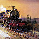 Cuneo Terence Tenison Evening Freight To Knysna, French artists