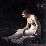 French artists - CHARPENTIER Constance Melancholy