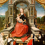 French artists - Bellegambe, Jean (French, approx. 1467 - 1535) 1