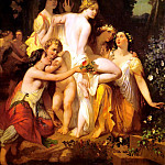 French artists - The Bath of Venus