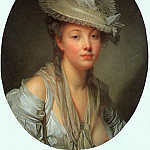 French artists - Greuze, Jean-Baptiste (French, 1725-1805) 3
