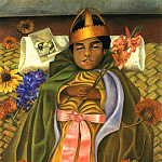 Frida Kahlo - The Deceased Dimas