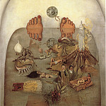 Frida Kahlo - What the Water Gave Me (3)