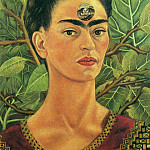 Frida Kahlo - Thinking About Death