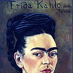 Frida Kahlo - Self-Portrait (I)
