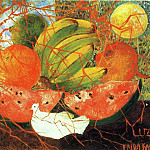 Frida Kahlo - Fruit of Life