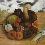 Frida Kahlo - Fruits of the Earth (2)