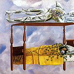 Frida Kahlo - The Dream