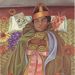 Frida Kahlo - The Deceased Dimas (2)