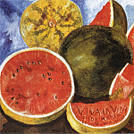 Frida Kahlo - Nature morte - viva la vida