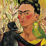 Frida Kahlo - Self-Portrait