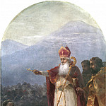 Baptizing armyan people Gregory the Illuminator , Ivan Konstantinovich Aivazovsky
